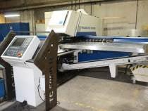 CNC Stanz- und Nibbelmaschine